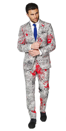 man in a horrible suit