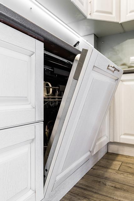 Smelly dishwasher